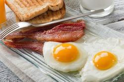 Антипохмельный завтрак
