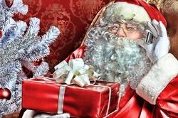 В Деда Мороза нужно непременно верить!