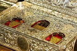 Дары волхвов впервые привезены в Россию