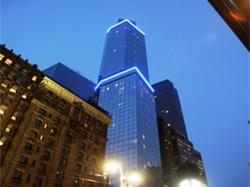 В Нью-Йорке открыт самый высокий отель в США