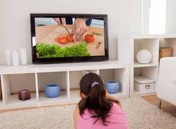 Почему детям вредно долго смотреть телевизор
