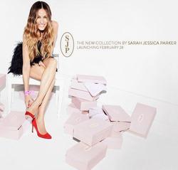 Сара Джессика Паркер выпустила коллекцию обуви
