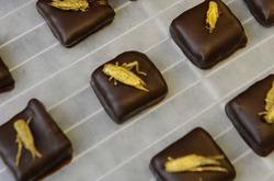 Похудеть поможет… шоколад с насекомыми