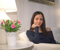 Елена Беркова отныне комедийная актриса