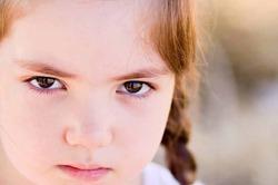 В детской агрессии виноваты гены