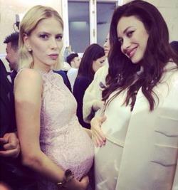 Ольга Куриленко беременна?