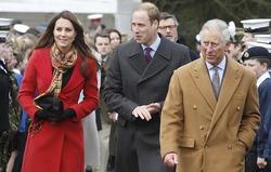 Принцу Чарльзу не по душе известность принца Уильма и Кейт Миддлтон