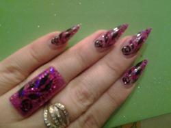 Новые ногтики:-)