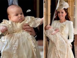 Первые каникулы принца Джорджа