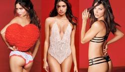 Готовимся ко Дню святого Валентина  вместе с Victoria's Secret