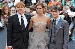 Почему Роулинг разлучила Гарри Поттера и Гермиону