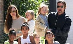 Джоли и Питт: за новым фильмом в новую страну