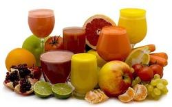 Оздоровительные соки и напитки