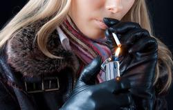 Курение делает человека ленивым