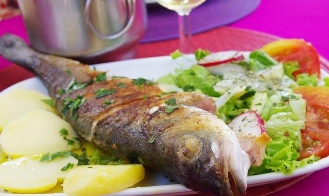 Рыбные блюда для молодых хозяек