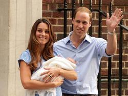 Принц Уильям отблагодарил жену за сына