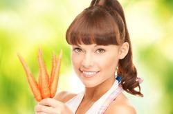 Осенняя морковная экспресс-диета