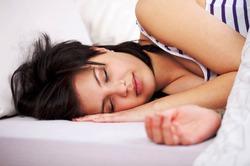 От позы сна зависит сновидение
