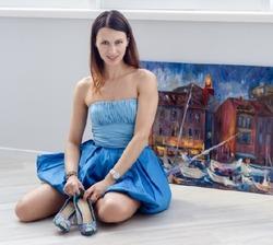Картины Светланы Малаховой – одни из лучших в мире