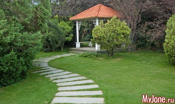 Заповедные садовые тропы