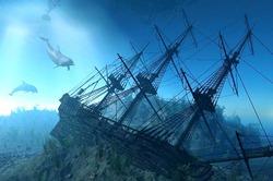 Бермудский треугольник – «морская» черная дыра?