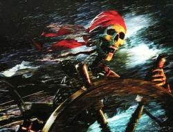 У пятой части фильма про пиратов будет зловещее название