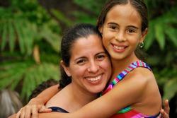 К какому возрасту дочки становятся похожими на маму?