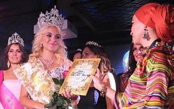 Новая «Миссис России» - Анна Городжая