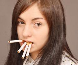 Чем вызвана прибавка в весе после отказа от курения?