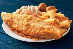 Самое вредное блюдо года – «Большой улов»