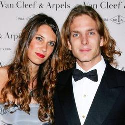 Женился принц Монако Андреа Казираги