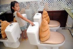 В Китае мода на «туалетные» кафе