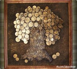 Денежное дерево...