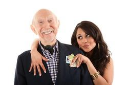 Неравный брак способствует старению женщины