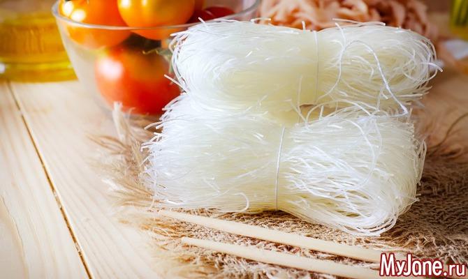 Фунчоза – основа здоровой кухни