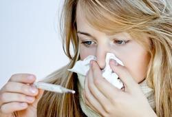Два метра – зона поражения гриппом