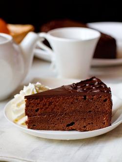 """Шоколадный торт """" a la Sacher """""""