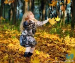 Осенняя леди :)