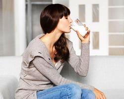 Употребление молока грозит потерей веса