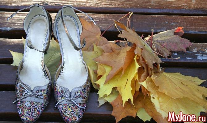 Мода-2013. Обувь для начала осени