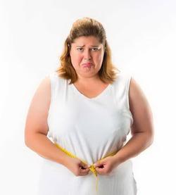 Лишний вес мешает работать
