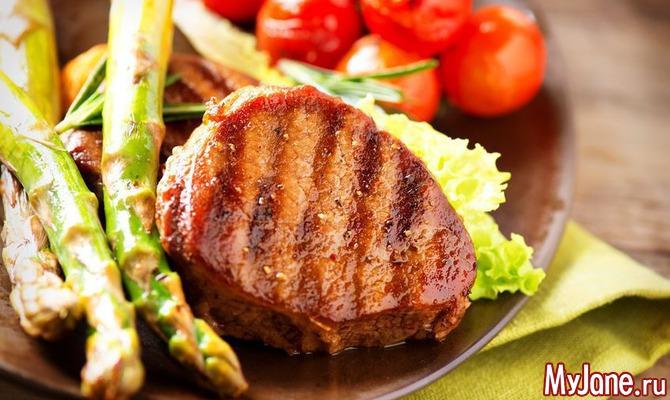 Оригинальные мясные блюда