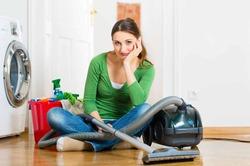 Домашняя работа подрывает здоровье женщин