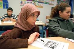 Россия может ограничить прием детей мигрантов в школы
