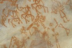 Учёные: наскальные рисунки – дело рук женщин