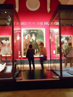 Букингемский дворец глазами Алисы -2. Галерея Королевы