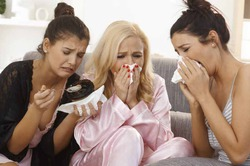 Слезы защищают от инфаркта