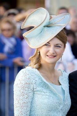 Шляпки Наследной Великой Герцогини Люксембурга