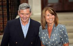 Родителей Кейт Миддлтон не позвали во дворец на Рождество