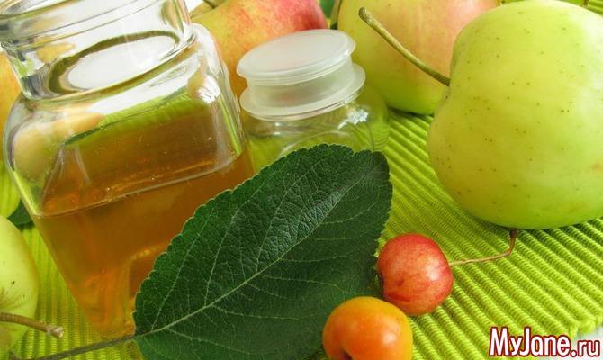 Яблочный уксус для здоровья и красоты